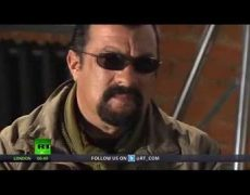 """Steven Seagal Thinks Many Mass Shootings Are """"Engineered"""" by the Government"""