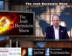 Josh Bernstein 8/4/2016-Now the Democratic Party cares about Treason?