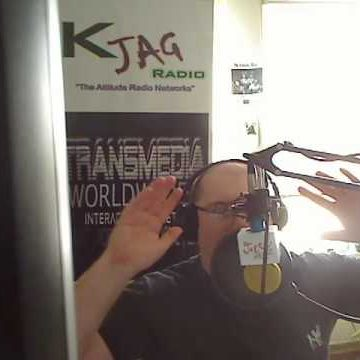 Jiggy Jag on Radio Dan on Talkradiox